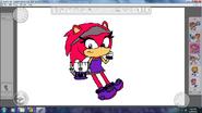Maim The Hedgehog By Metal