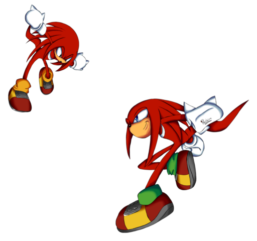 File:Classic and modern knuckles.png