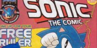 Sonic the Comic Issue 114