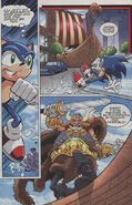 Sonic X issue 35 page 4