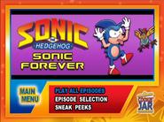 S-Forever-main-menu