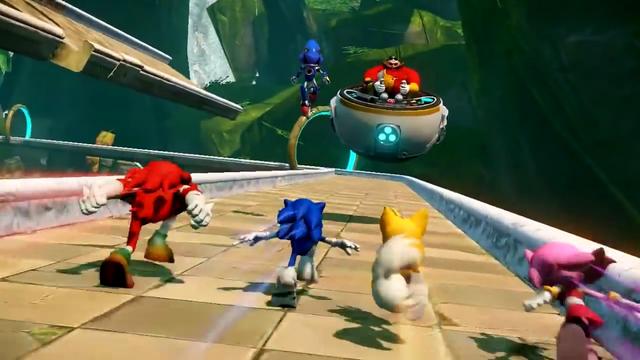 File:Eggman and Metal vs Team Sonic.png