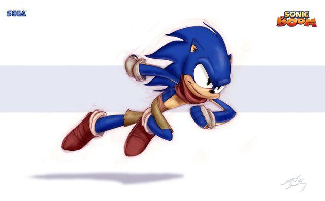 File:Sonic Sonic Boom Early Art.jpg