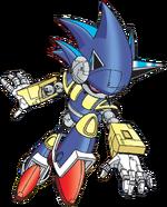 Mecha Sonic Robian