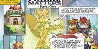 Archie Sonic the Hedgehog Issue 215