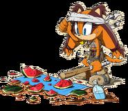Sticks Sonic Channel 2