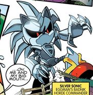 Silver Sonic PSGW
