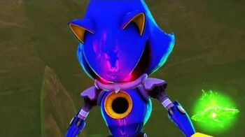 Sonic Boom Rise of Lyric Wii U - Metal Sonic Boss Battle HD
