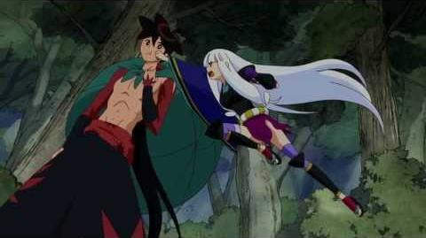 Thunder Punch and the Black Dragon