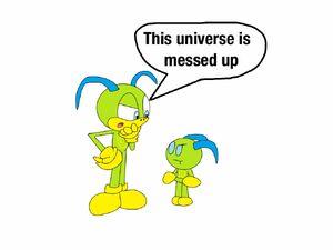 Lex and Cartoon Comics Lex request