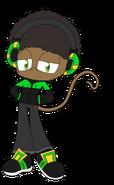 Rohan the Monkey pic