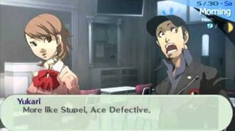 Junpei Iori, Ace Detective?