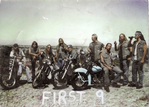First 9 Sons Of Anarchy