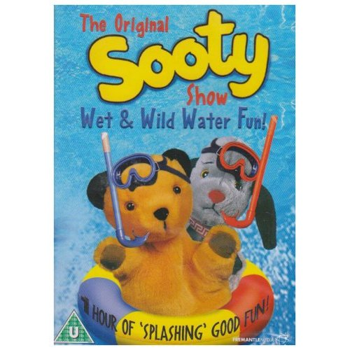 SOOTY'S SOOTY FUN IN TV TOWN DAILY MIRROR MONDAY TO SUNDAY PURNELL STORY BOOK 5