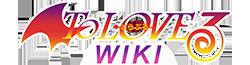 To love ru Wiki-wordmark