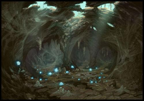 Spider Cave