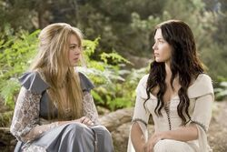 Annabelle and Kahlan