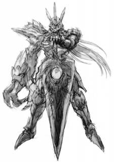 File:Concept art of nightmare from Soulcalibur V.jpg