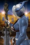 Draenei Aletta Avatar 2