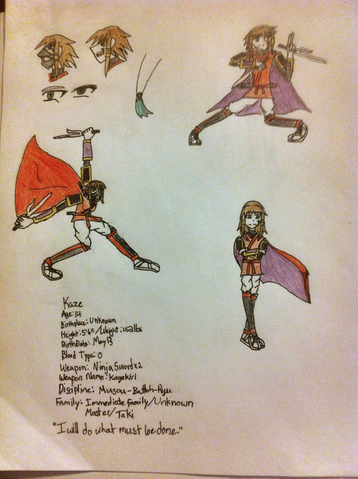 File:Kaze - Soul Calibur Concept.png