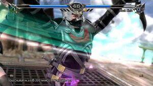 Black Ninja Battle 06