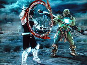 Zane vs. Astaroth