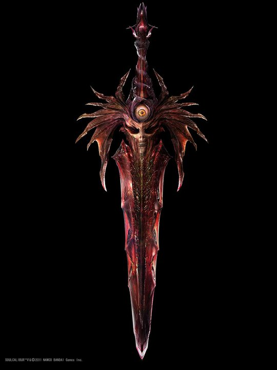 soul edge on NightmareFC - DeviantArt