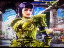 Image Amrita as she appears in Soul Calibur IV