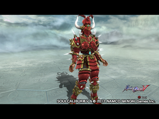SOULCALIBUR Ⅴ Gorgon Armor Set