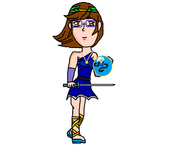 SoulCalibur II Jessie Portrait