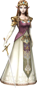 Princess zelda twilight princess