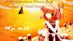 Mikuni Shimokawa -Tomorrow