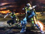 Xie Tian and Helen Legendary Battle