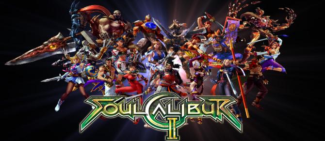 Soulcalibur II Header