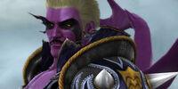 FanChar:Demon Sanya:Spider Serik