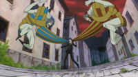 Soul Eater Episode 43 HD - Clown vs Kid (84)