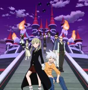 Soul Eater Not - Shibusen Traitor Arc
