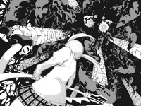 Soul Eater Chapter 58 - Maka and Medusa confront Arachne