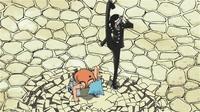 Soul Eater Episode 38 HD - Kid defeats Black Star (1)