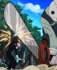 Giriko - Chainsaw