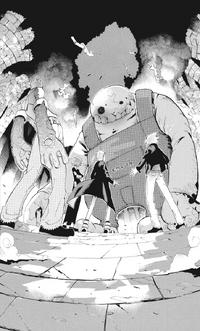 Soul Eater Chapter 24 - Oldest Golem emerges