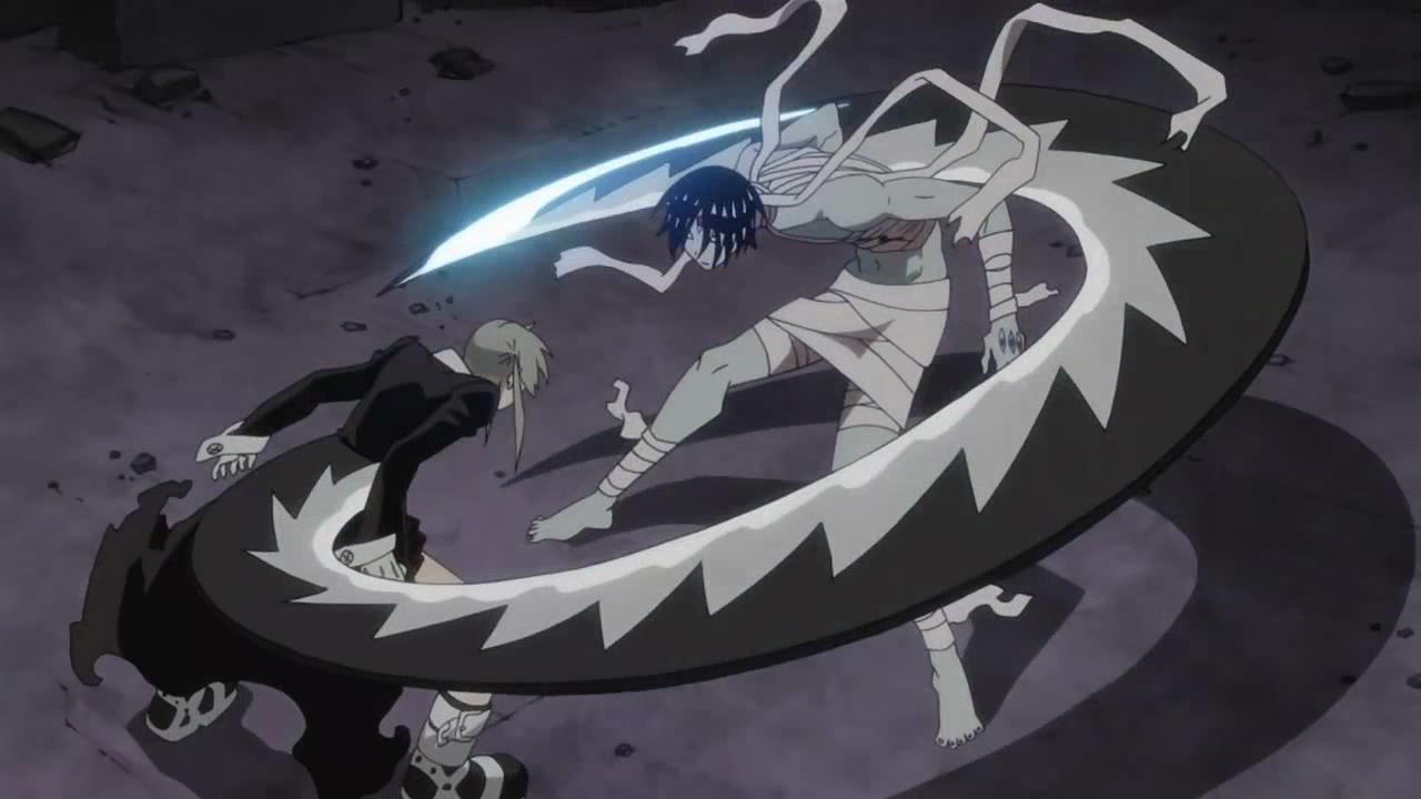 Image - Maka - Weapon - Back Blade.png | Soul Eater Wiki | FANDOM ...