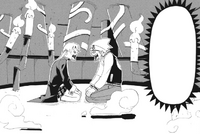Soul Eater Chapter 10 - Maka and Soul argue
