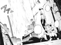 Soul Eater Chapter 43 - Nidhogg Monster Factory destroyed