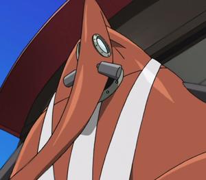 Fisher King (Anime) Profile