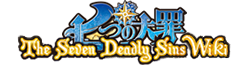 Seven Deadly Sins Wiki Wordmark