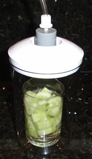 Infusing Cucumber 2