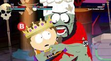 Douchebag vs Nazi Zombie Chef