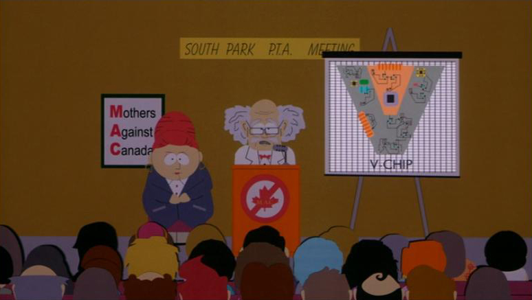 V Chip South Park Archives Fandom Powered By Wikia