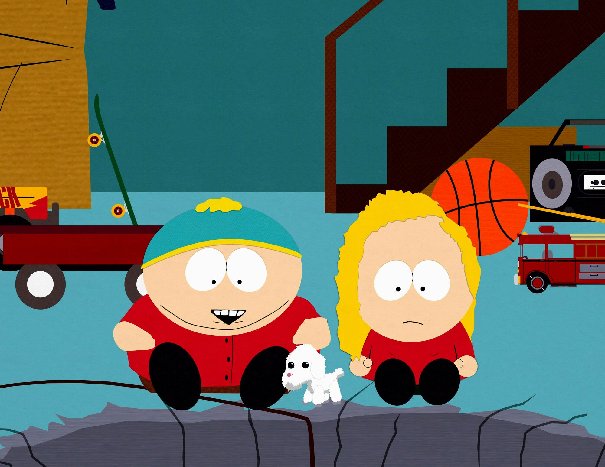 Bebe stevens gallery south park archives fandom - South park wallpaper butters ...